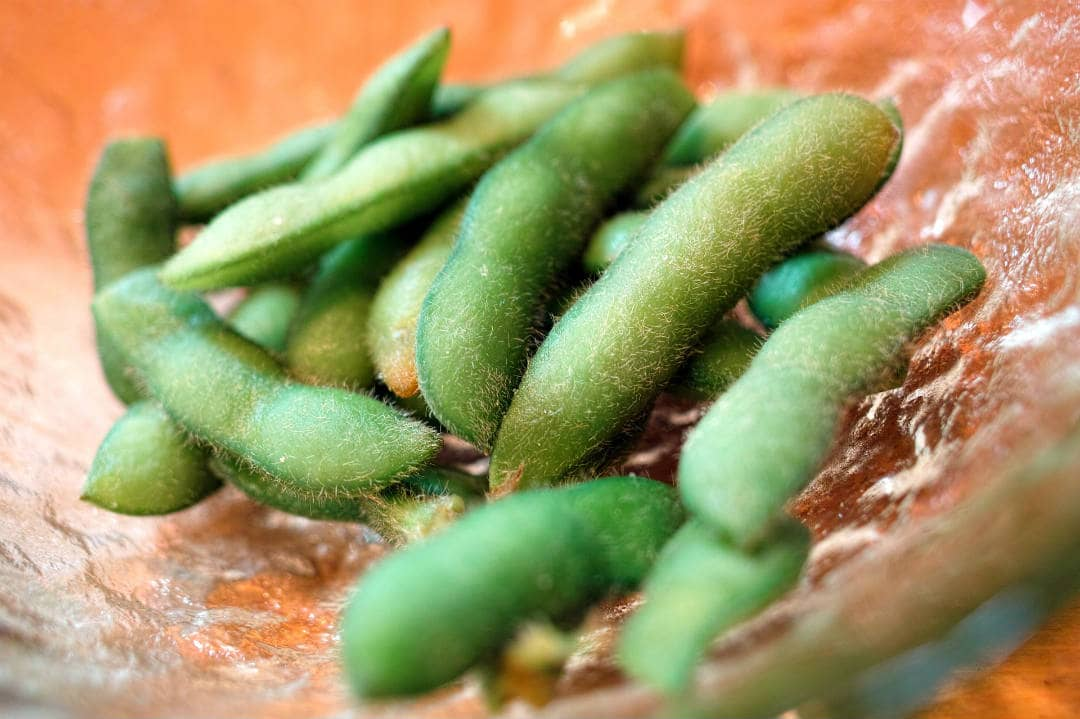 Edamame Health Benefits & Nutrition Facts
