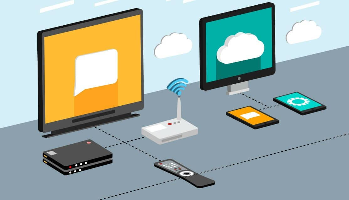 What is Infrastructure Mode in Wireless Network