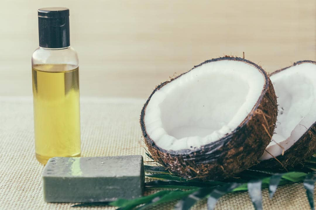 oil pulling coconut oil