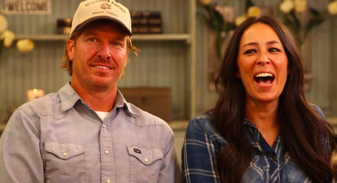 The Fixer Upper Hosts Chip And Joanna Gaines Net Worth Is 18m