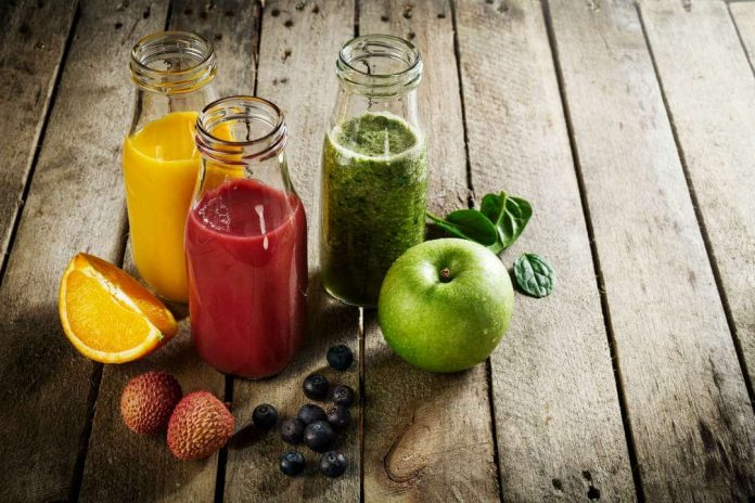 body detox drinks