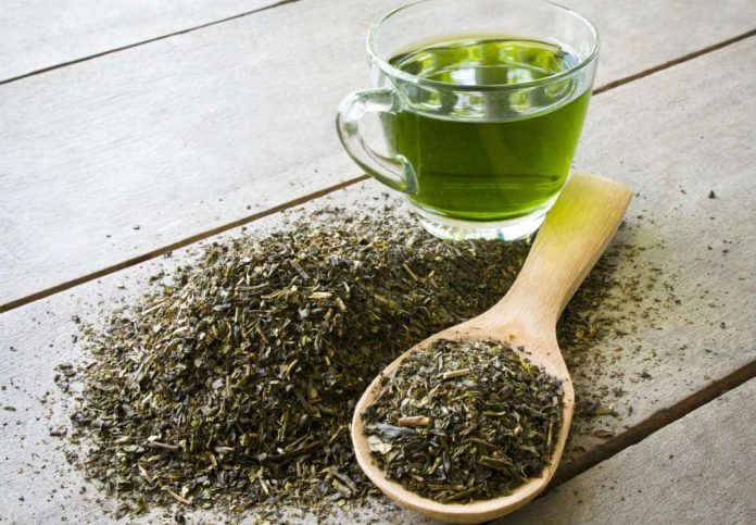 health benefits of green tea nutrition