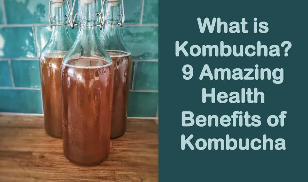 What is Kombucha? 9 Amazing Kombucha Benefits on Our Health