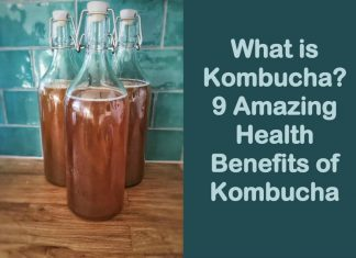 kombucha benefits on health