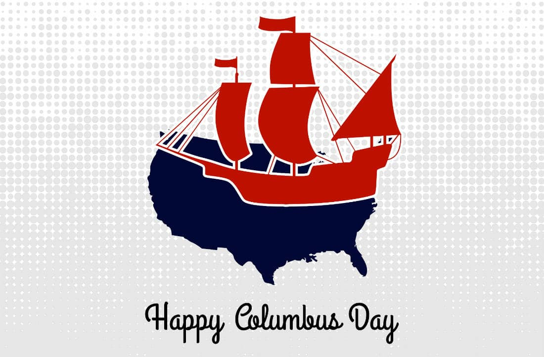 when is columbus day 2017 2018