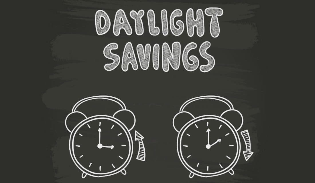 When is Daylight Savings Time? When does it start and end?