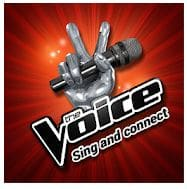 The Voice, sing and connect