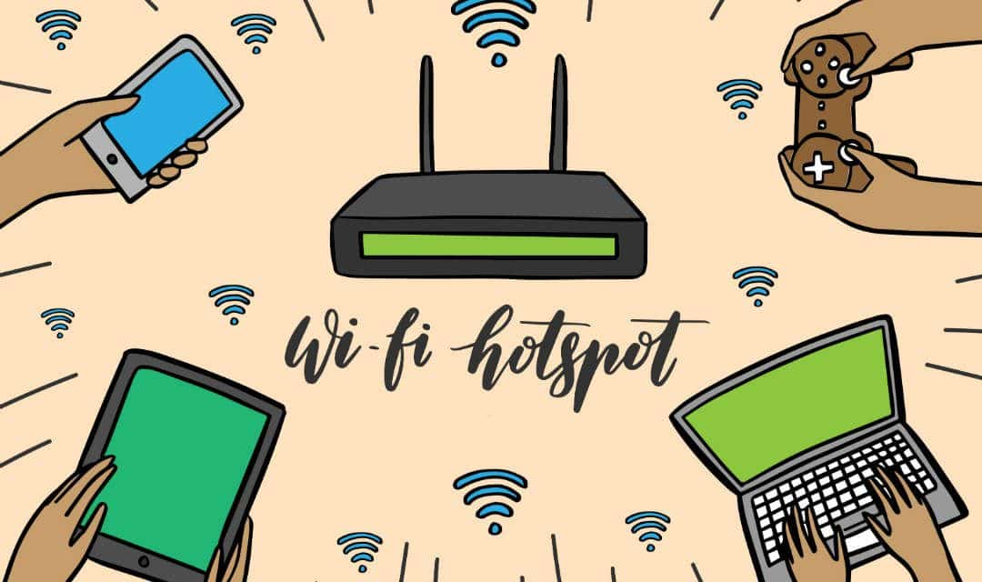 What is a WiFi Hotspot? Tips to Follow Before Connecting to a Free WiFi Hotspot