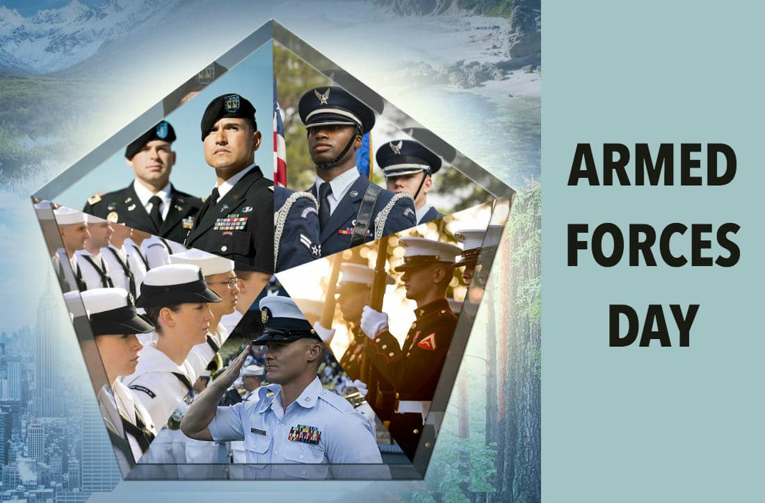 when is armed forces day