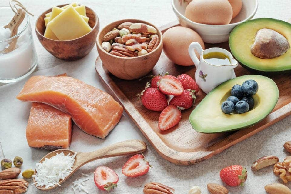 Health Benefits of Ketogenic Diet Apart from Weight Loss