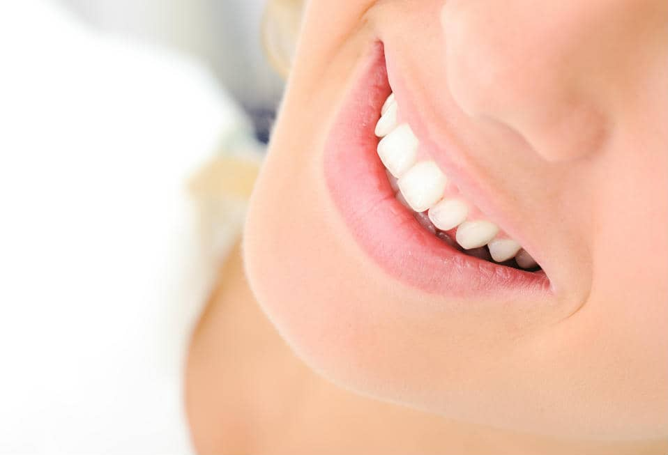 What is tooth enamel