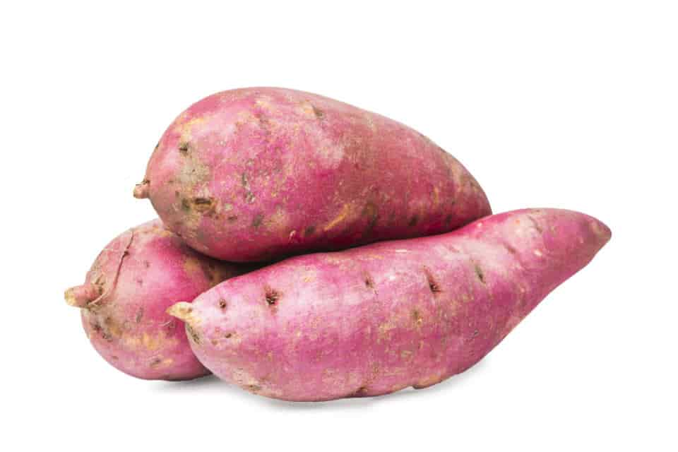 A sweet potato benefits our health in many ways such as an antioxidant, boosts immunity, improves vision & brain function, reduces stress