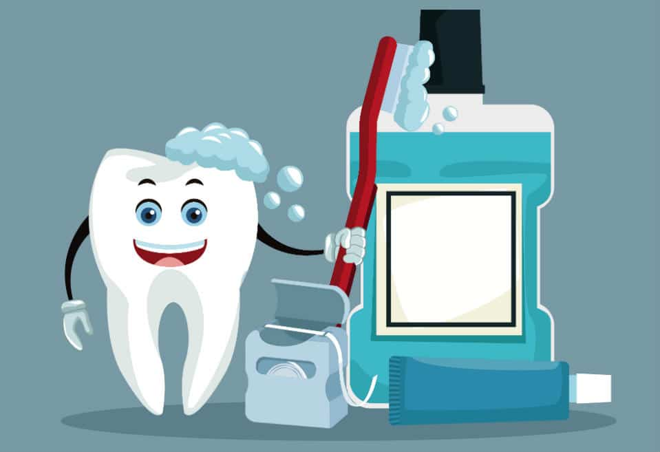 There are several types of mouthwash for gum disease. Some of the types are antibacterial, anti-cavity/ fluoride containing, alcohol-free