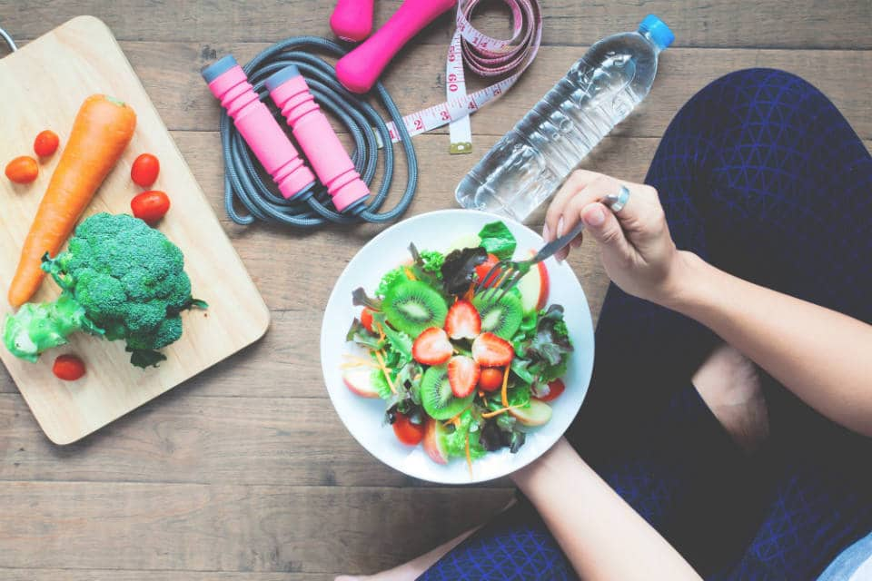 What to eat after a workout. A typical post-workout meal can include carbohydrates, proteins, and healthy fats.