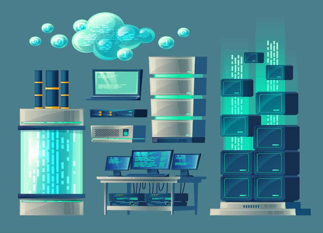 A server is a software program or device that is designed to perform a specific task. Some of the common types are file server, email server, web server etc.