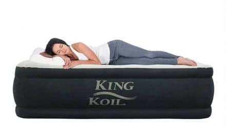 King Koil Air Mattress Review – Portable, Inflatable but Yet Cozy