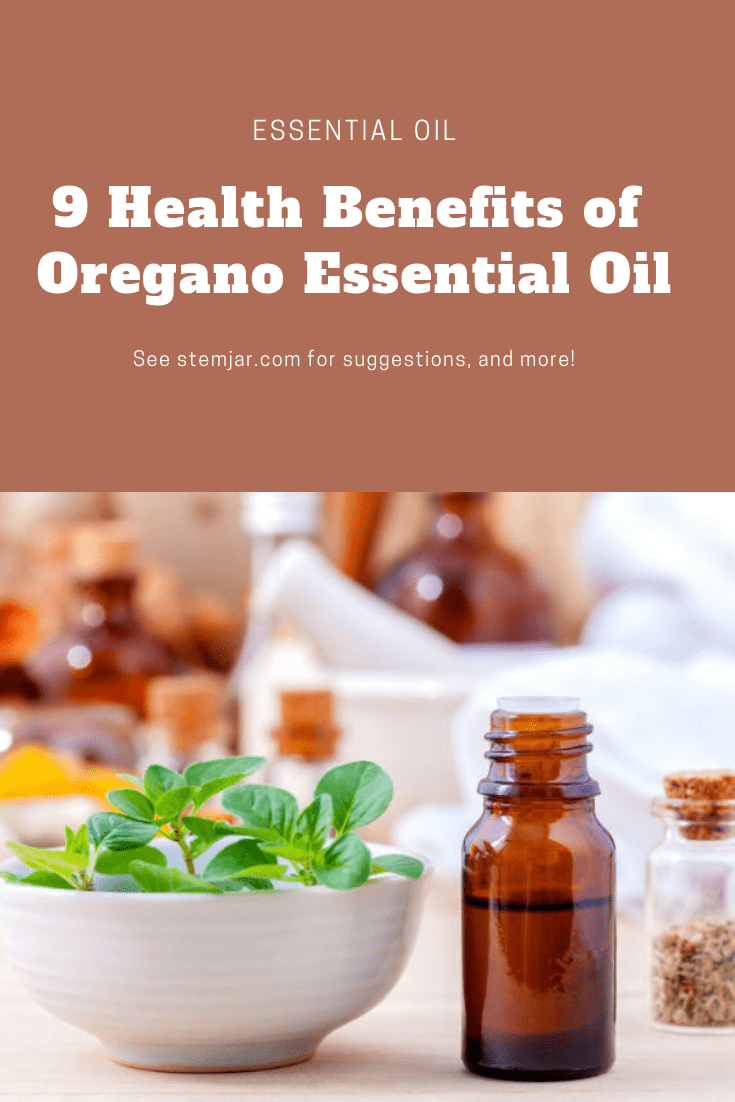 Studies have also shown that oregano essential oil can fight infections & this oil has been used for centuries to treat colds & indigestion.
