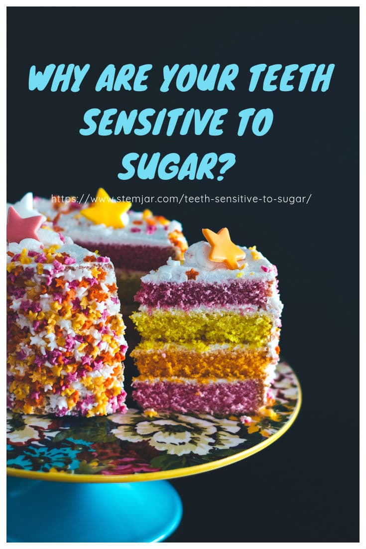 Sugar contains a high amount of fermentable carbohydrates which become the source of nutrition for the oral bacteria which cause enamel erosion