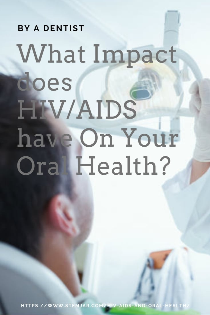 The effects of HIV/AIDS on the oral cavity are diverse and it depends on the patient's immunity to cope up with such oral conditions like Oral Candidiasis, Herpes Simplex Virus, Periodontal disease, etc.