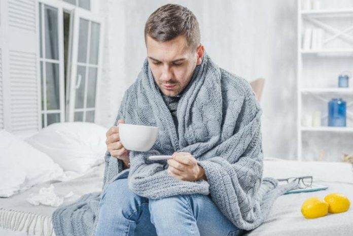 how to get rid of a fever