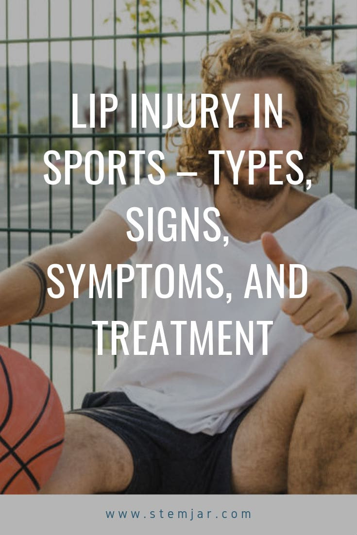 Lip injury might look severe during bleeding but it is quick to heal as there is an abundant supply of blood vessels present beneath the skin.