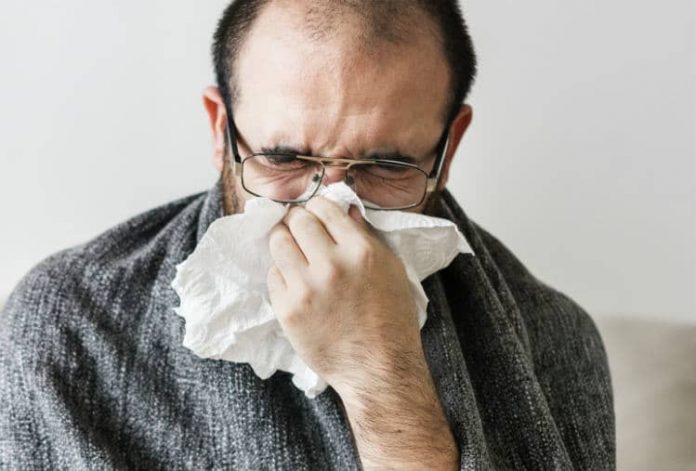 common cold and oral health connection