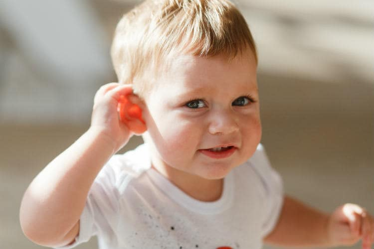 Teething and Ear Infections
