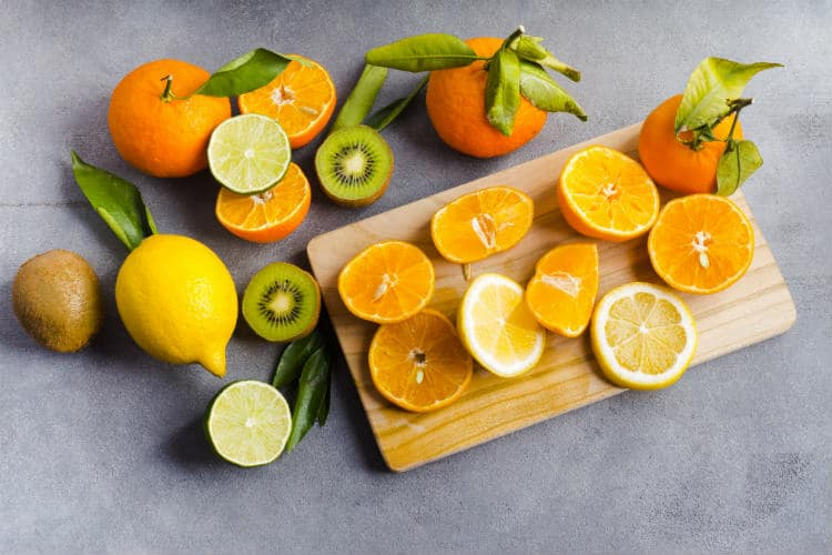 foods high in vitamin c