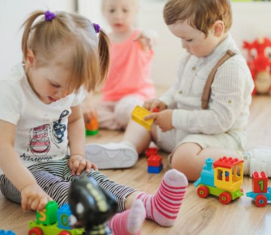 oral health activities for toddlers