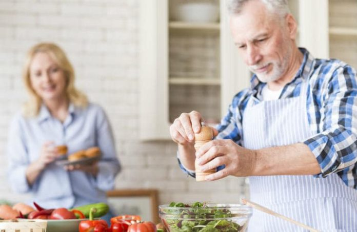 oral health care for the elderly